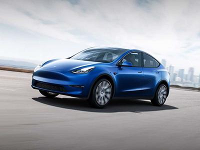预售43.5万起 特斯拉Model Y正式发布