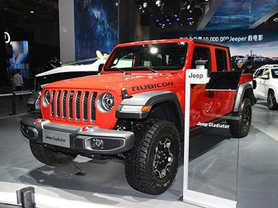 2019上海车展:Jeep Gladiator首发