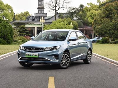 全新车标 帝豪GL PHEV将于4月28日预售