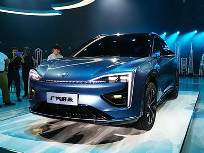 广汽蔚来打造 合创品牌首款概念SUV发布