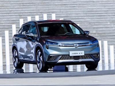 """广汽新能源Aion LX预售25万起步  号称""""豪华智能超跑SUV"""""""