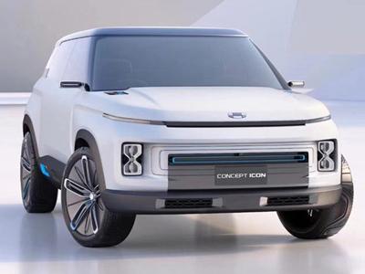 吉利将推CONCEPT ICON概念车量产版本 宣称是超前五年的全球车