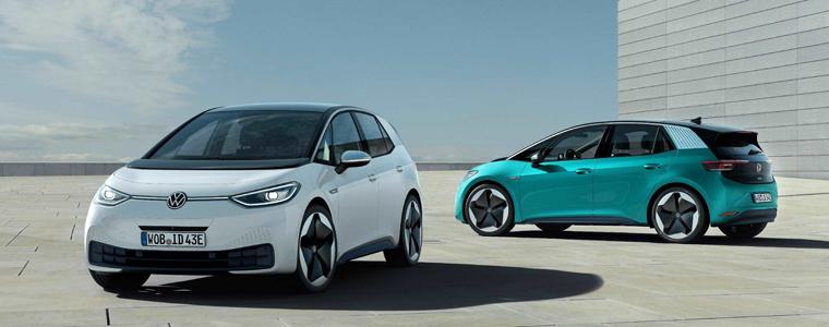 大众ID.3全球首发 新车将亮相2019法兰克福国际车展