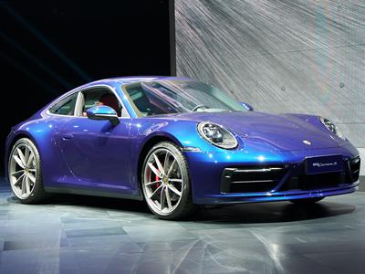 全新一代保时捷911 Carrera上市  126.5万起售