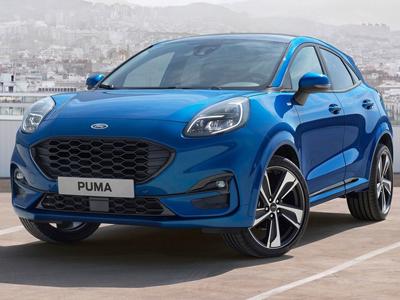 福特全新PUMA海外售价曝光  明年1月交付