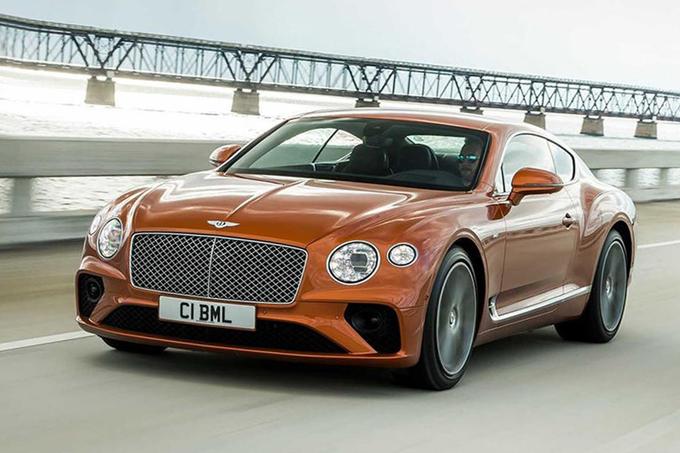 2020款宾利欧陆GT V8上市  260.90万豪车长啥样?