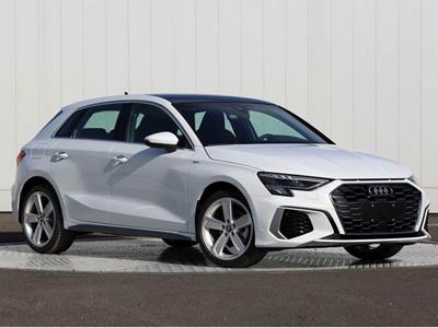 国产全新奥迪A3 Sportback(两厢版)申报图曝光将于年内上市