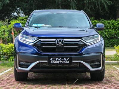 新款CR-V即将上市  相比现款更显精致