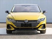 新款CC及其猎装版实车曝光 或于北京车展上市