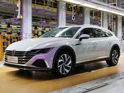 新款大众CC/CC猎装车将于北京车展首发并有望公布预售价