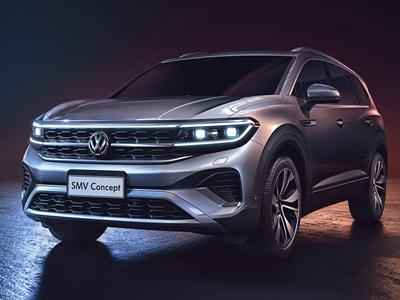 一汽大众新SUV或命名探朗/探旅 比途昂大有望北京车展发布