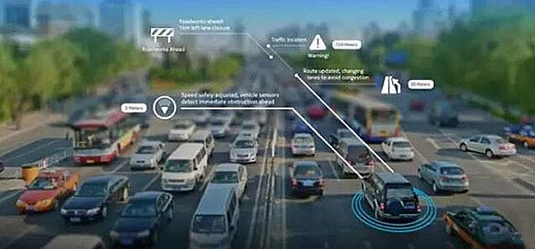 ABB联手收购HERE地图 酝酿自动驾驶