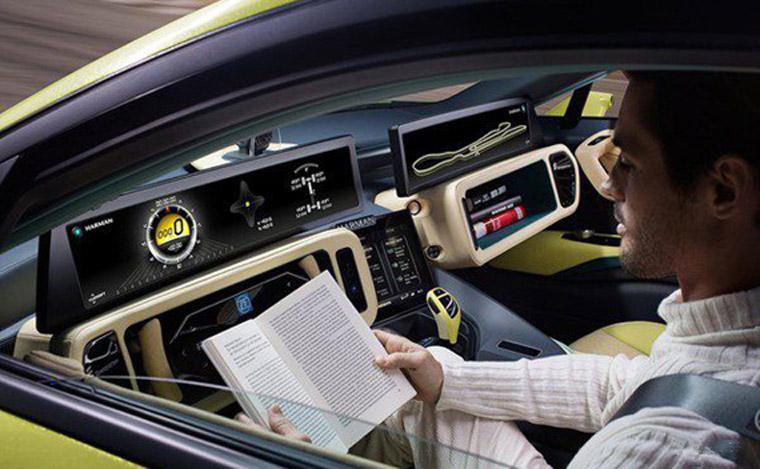 自动驾驶汽车