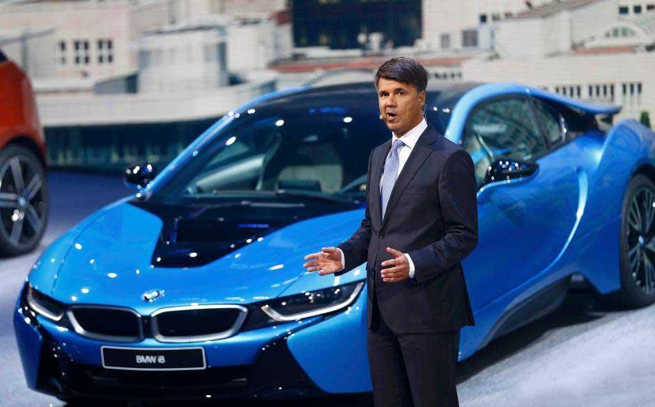 """德系车厂发表""""转型宣言"""" 拥抱智能交通和互联网"""