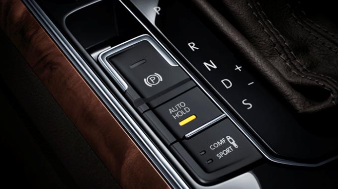 DCC自适应底盘带驾驶模式调节