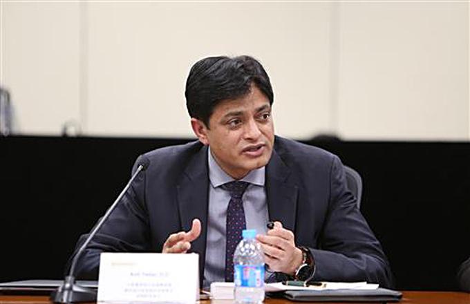 大陆集团动力总成系统事业部混合动力电动车业务单元亚洲负责人Anil Yadav