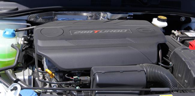 传祺全新第二代200T发动机