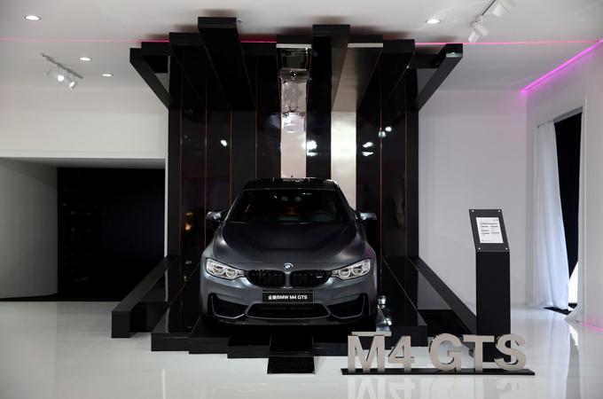 BMW M4 GTS亮相现场