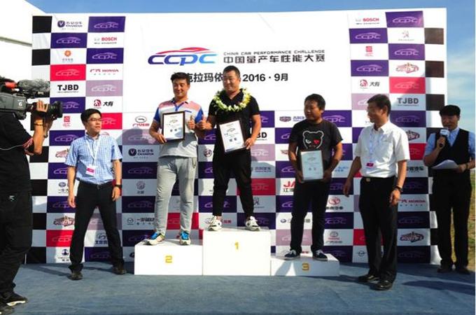公众挑战组(X组)克拉玛依组获奖选手