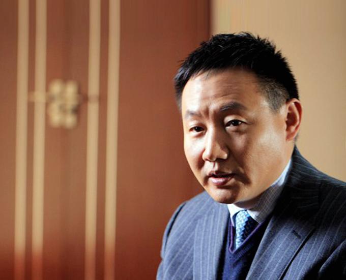 吉利集团副总裁、曹操专车董事长刘金良