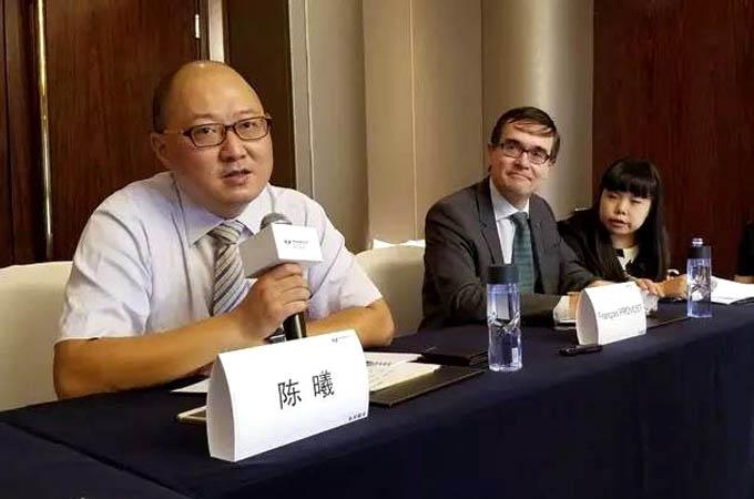 东风雷诺副总裁陈曦