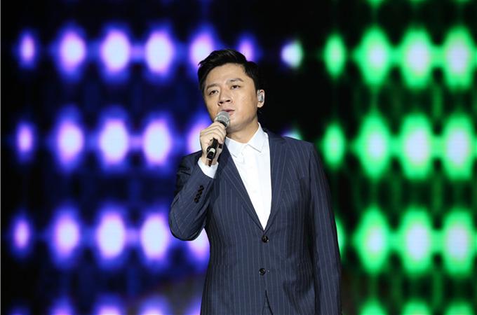 中国好声音冠军张磊