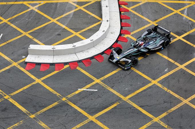 捷豹车队首度参加Formula E比赛,宣布正式回归国际顶级赛事
