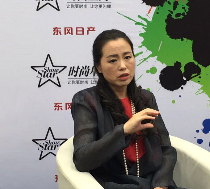 东风日产市场销售总部沟通传播部 部长 郭伟女士