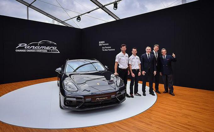全新一代保时捷Panamera亚洲首发