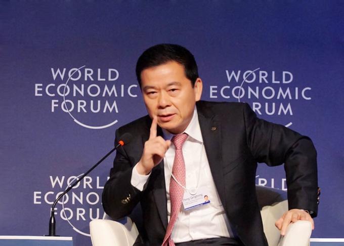 广汽集团董事长、董事会战略委员会主任委员曾庆洪