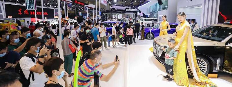 佛山汽博会十一开幕26款新车发布超越历届