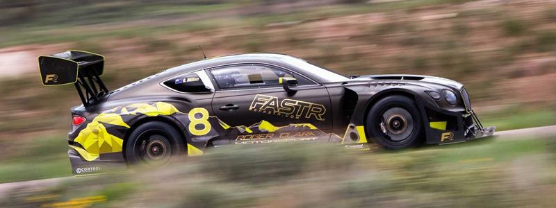 宾利发布欧陆GT3派克峰官图将再次挑战派克峰